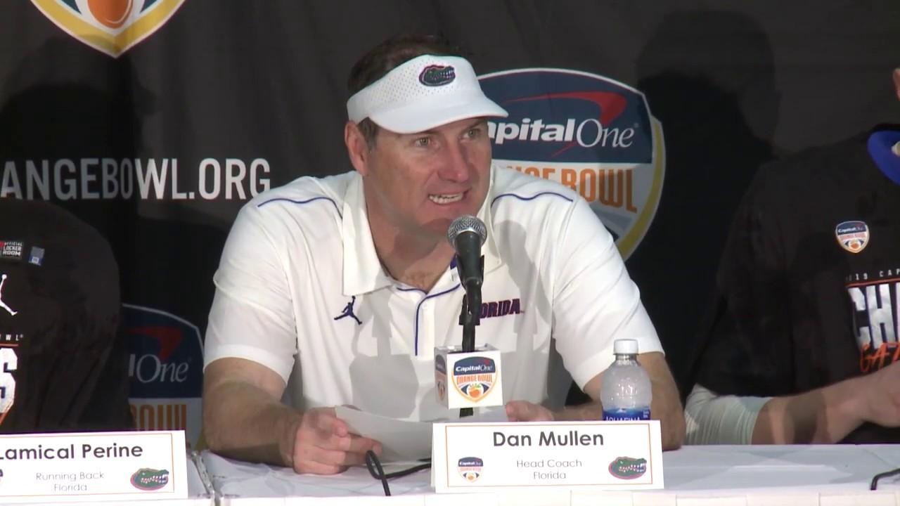 Executive Coach can help you achieve the success of Gators Coach Dan Mullen