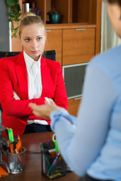 manager having difficult conversations